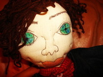 'Harry' Cloth Doll