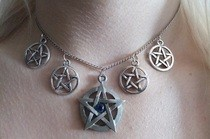 Pentacle Choker