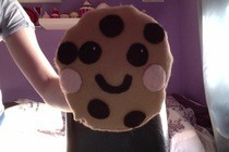 Cookie Plushie!!