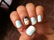 Penguin Nails!