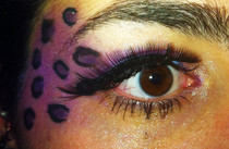 Leopard Print Eyes