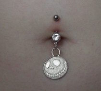 Customised Belly Ring