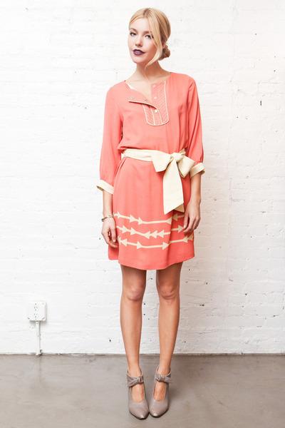 How to make an embellished dress. Make A Lauren Moffatt Look Alike Dress - Step 1