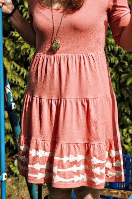 How to make an embellished dress. Make A Lauren Moffatt Look Alike Dress - Step 2
