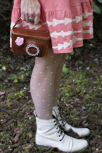 How to make an embellished dress. Make A Lauren Moffatt Look Alike Dress - Step 4