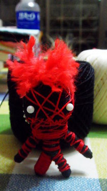 Voo Doo Doll Creations