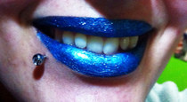 Ke$Ha Inspired Lips