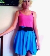 Cute Skirt Ant Top :)