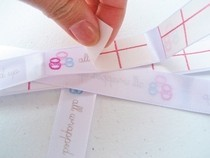 Personalised Fabric Labels