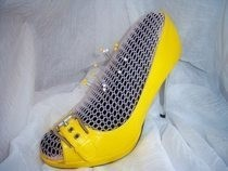 High Heel Pin Cushion