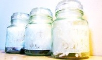 Etched Jars