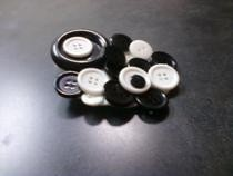 Button Barrette