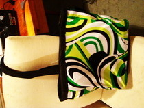 Up Cycled Funky Shopping Bag