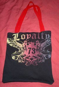 How to make a tote bag. Quick And Easy T Shirt Bag - Step 5