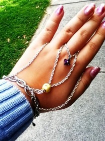Simple Slave Bracelet