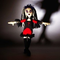 Violetta Gothic Doll