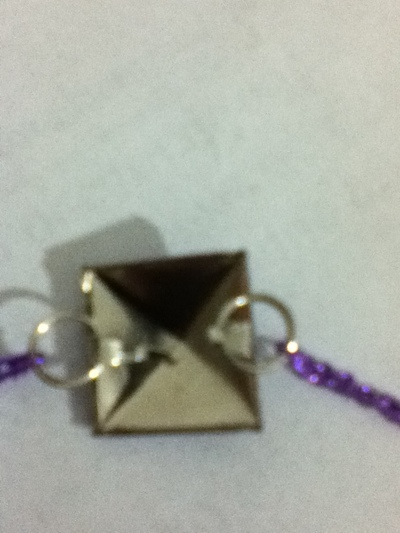 How to make a key pendant. Key Necklace - Step 5