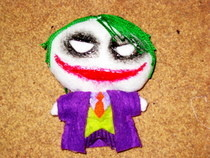 The Joker Plushie