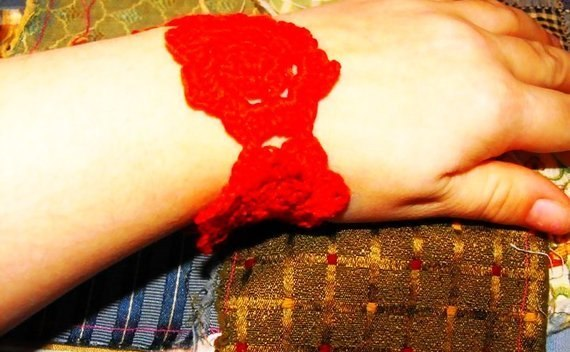 Doily Bracelet