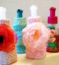 Foaming Soap Dispenser Bottle Cover
