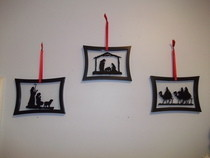 Nativity Wall Hangings