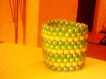 Pony Bead Bracelet(Layers Kandi) 