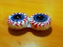 Contact Case Eyeballs