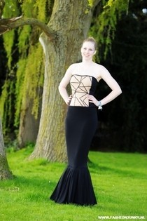 Fashion Competition Dress 3 (Kunstbende)