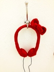 Crochet Headphones