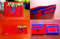 Spider Man Duct Tape Wallet