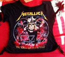 Metallica Fan Shirt!