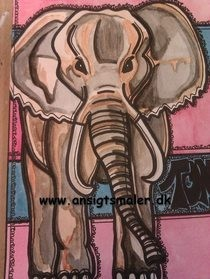 Elephant For Tong