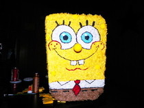 Spongebob Pinata