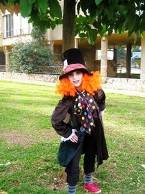 My Mad Hatter Costume :)