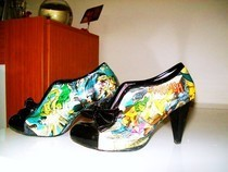 Comic Shoes