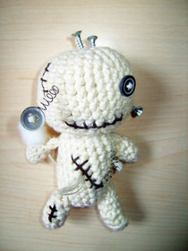 Zombiebot Plushie