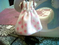 Sweetheart Drawstring Bag