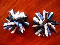 Korker Hair Bow