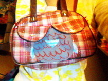 From A Boob Purse To An Owl:P