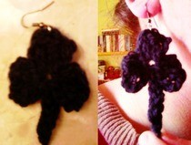 Crochet Clover