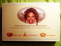 Oprah Cigar Box