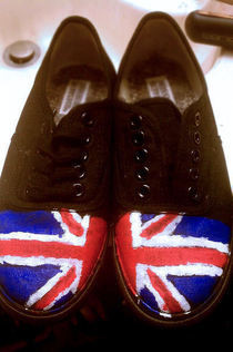 Punk Union Jack Shoes