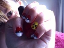 Pokemon Nail Art!