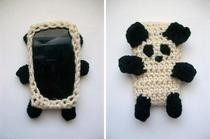 Panda Bear I Phone Case/Cozy
