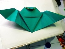 Origami Bat