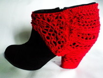 Crochet Heel Sock