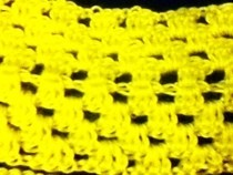 Granny Rectangle Scarf