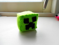 Minecraft Creeper Cube