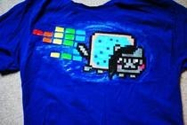 Shrillex Nyan Cat Shirt