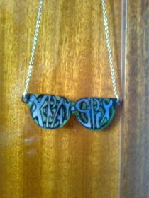 X Ray Spex Necklace